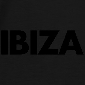Ibiza Text - Men's Premium T-Shirt