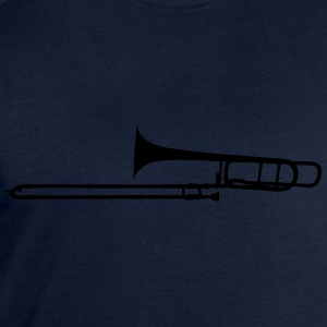 Trombone T-Shirts - Men's Sweatshirt by Stanley & Stella