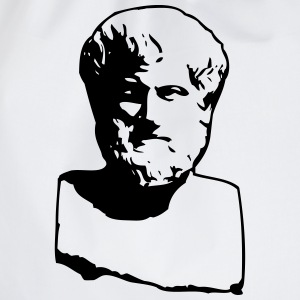 Aristoteles T-Shirts - Turnbeutel
