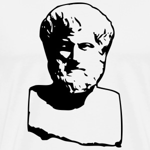 Aristotle Mugs & Drinkware - Men's Premium T-Shirt