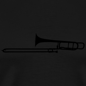 Trombone Mugs & Drinkware - Men's Premium T-Shirt