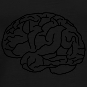 Brain Bags & Backpacks - Men's Premium T-Shirt