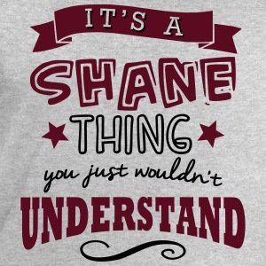 its a shane name forename thing - Men's Sweatshirt by Stanley & Stella