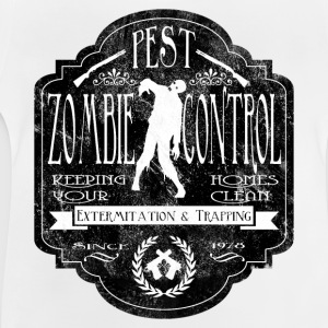 Zombie Pest Control T-Shirts - Baby T-Shirt