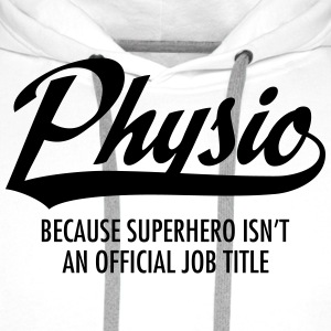 Physio - Superhero T-Shirts - Men's Premium Hoodie