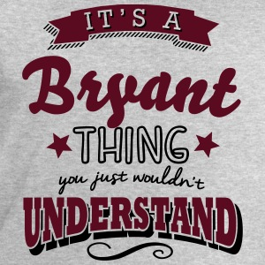 its a bryant name surname thing - Men's Sweatshirt by Stanley & Stella