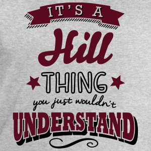 its a hill name surname thing - Men's Sweatshirt by Stanley & Stella