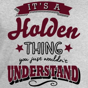 its a holden name surname thing - Männer Sweatshirt von Stanley & Stella