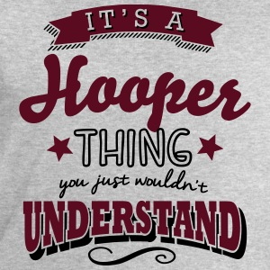 its a hooper name surname thing - Men's Sweatshirt by Stanley & Stella
