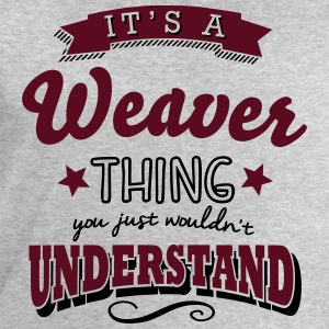 its a weaver name surname thing - Men's Sweatshirt by Stanley & Stella
