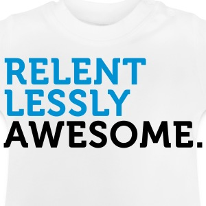 Obevekligt och awesome! T-shirts - Baby-T-shirt