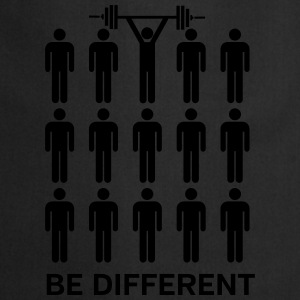 Be Different - Lift Heavy Shit T-paidat - Esiliina