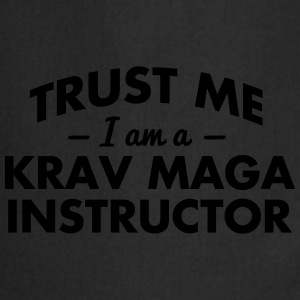 NEW trust me i am a krav maga instructor - Kochschürze