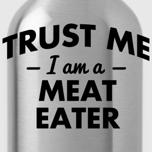NEW trust me i am a meat eater - Water Bottle