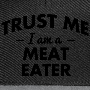 NEW trust me i am a meat eater - Snapback Cap