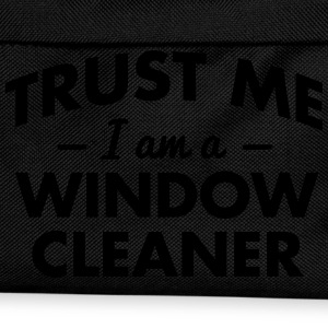 NEW trust me i am a window cleaner - Kids' Backpack