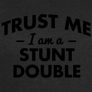 NEW trust me i am a stunt double - Men's Sweatshirt by Stanley & Stella