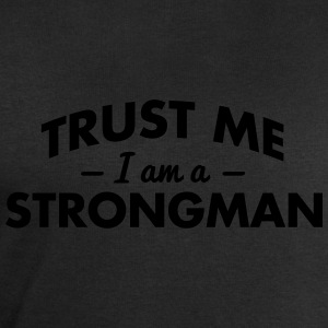 NEW trust me i am a strongman - Men's Sweatshirt by Stanley & Stella