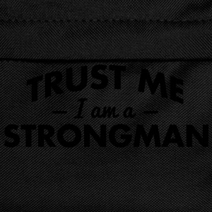 NEW trust me i am a strongman - Kids' Backpack