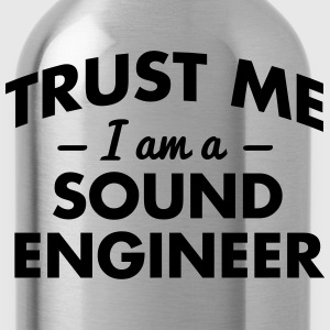 NEW trust me i am a sound engineer - Water Bottle
