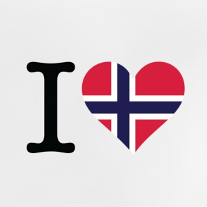 I love Norway Shirts - Baby T-Shirt