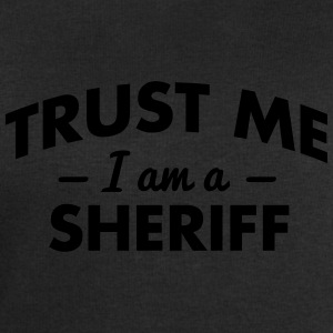 NEW trust me i am a sheriff - Men's Sweatshirt by Stanley & Stella