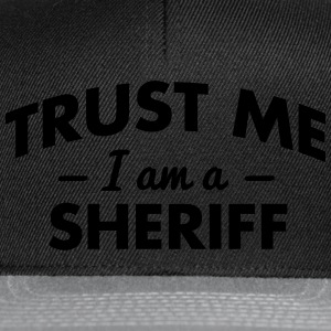 NEW trust me i am a sheriff - Snapback Cap