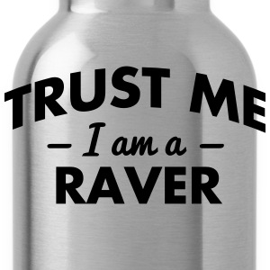 NEW trust me i am a raver - Water Bottle