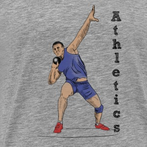 athletics Tops - Männer Premium T-Shirt