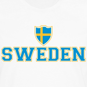 Sweden Shield Tee shirts - T-shirt manches longues Premium Homme