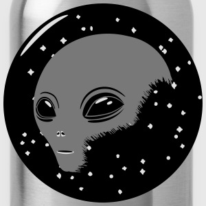 Alien sky T-Shirts - Water Bottle