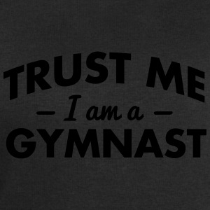 NEW trust me i am a gymnast - Men's Sweatshirt by Stanley & Stella