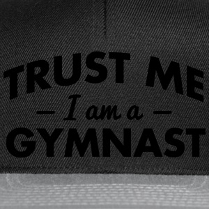 NEW trust me i am a gymnast - Snapback Cap