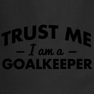 NEW trust me i am a goalkeeper - Cooking Apron