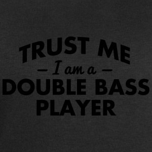 NEW trust me i am a double bass player - Men's Sweatshirt by Stanley & Stella