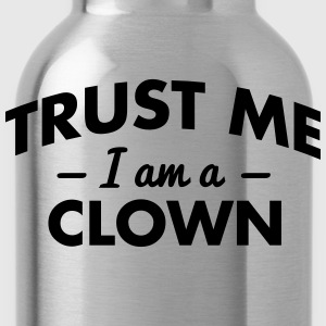 NEW trust me i am a clown - Water Bottle