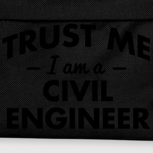 NEW trust me i am a civil engineer - Kids' Backpack