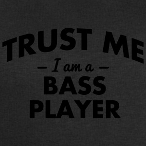NEW trust me i am a bass player - Men's Sweatshirt by Stanley & Stella