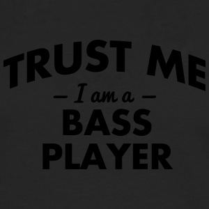 NEW trust me i am a bass player - Men's Premium Longsleeve Shirt