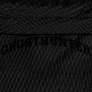 ghosthunter college style curved logo - Kinder Rucksack