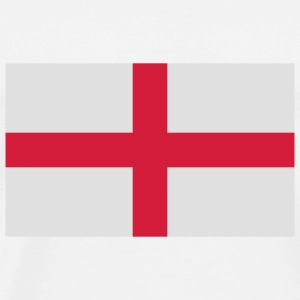 National flag of England Bags & Backpacks - Men's Premium T-Shirt