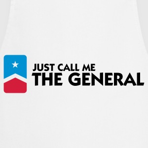 Just call me the General Hoodies & Sweatshirts - Cooking Apron
