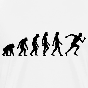 The Evolution of Running Tops - Men's Premium T-Shirt