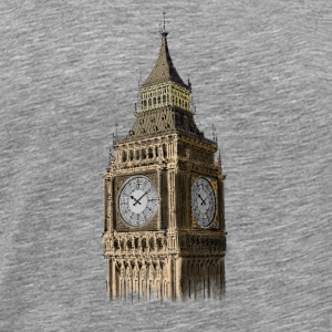 Big Ben Tops - Mannen Premium T-shirt