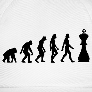The Evolution of Chess Topper - Baseballcap