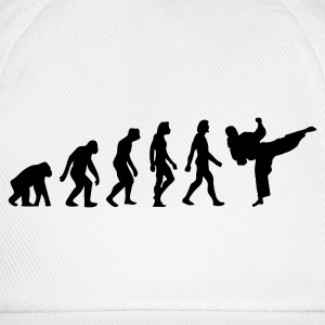 The Evolution of Taekwondo Tops - Baseball Cap