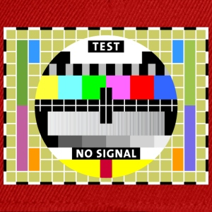 Testbild Display screen test card signal Big Bang T-Shirts - Snapback Cap