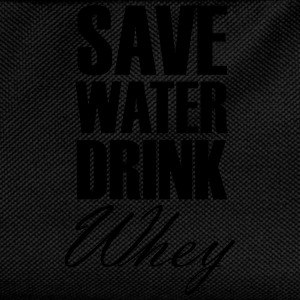 Save Water Drink Whey Tank Tops - Kinder Rucksack