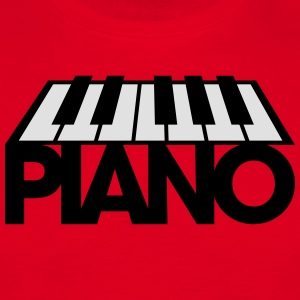 Piano Tabliers - T-shirt Homme