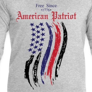 American Patriot Day T-Shirts - Men's Sweatshirt by Stanley & Stella